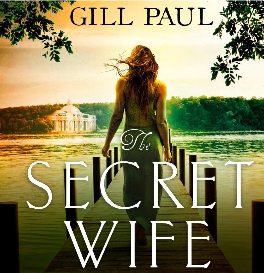book reviews - the-secret-wife
