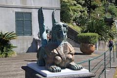 Madeira 2014 - 10.Tag, Funchal, Monte, Palastgarten, Botanischer Garten