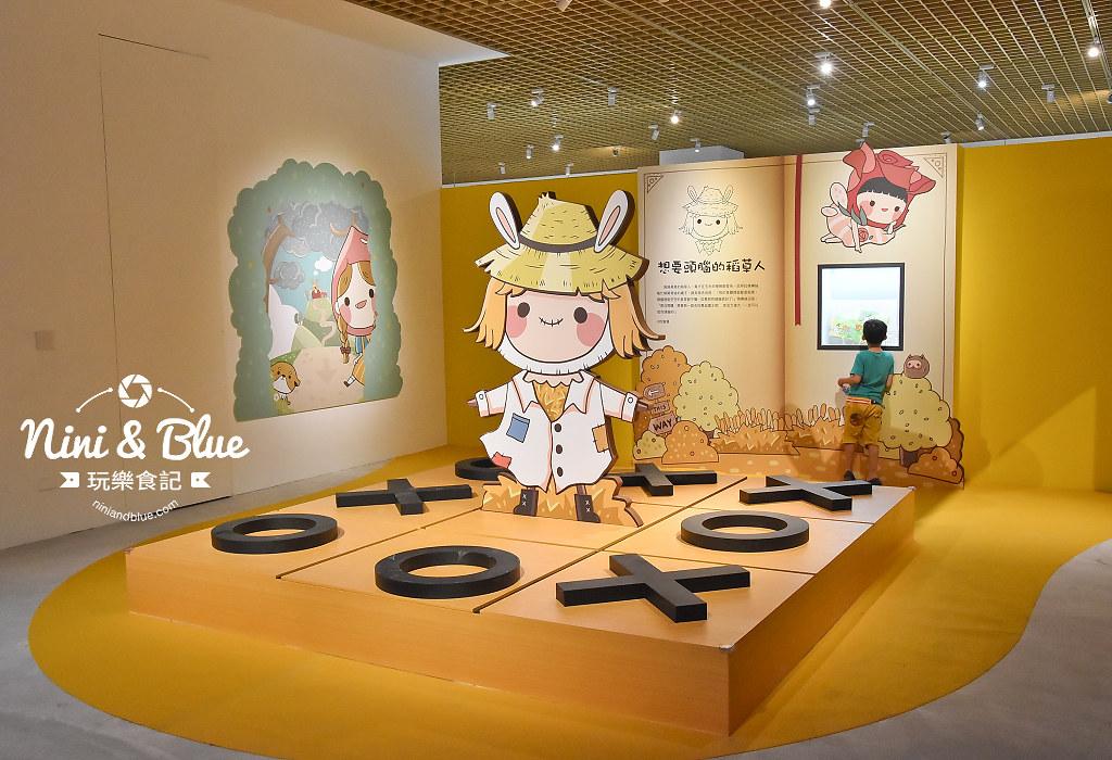 大里景點 軟體園區 立體書展 東京幻境19