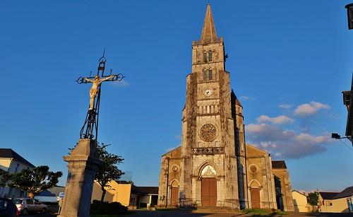 Eglise de Benejacq, Bearn