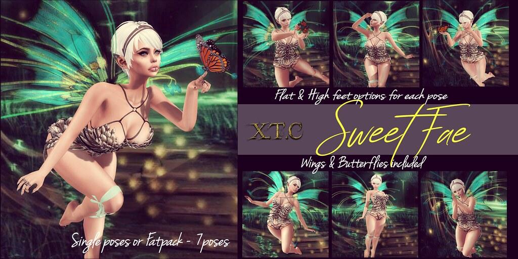 Sweet Fae [Fable 3 Event] - TeleportHub.com Live!
