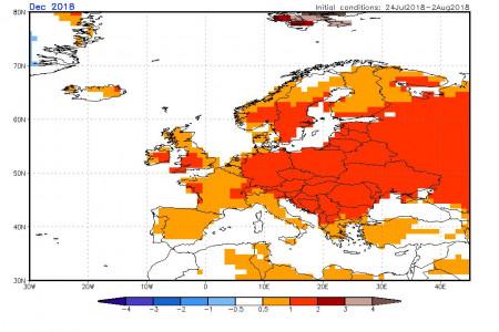 Počasí 2018/19: jaká může být po horkém létě zima?