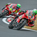 Be wiser Ducati racing team