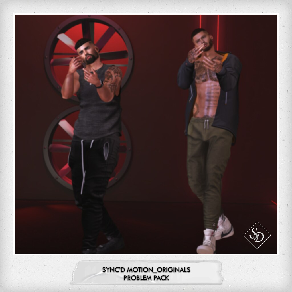 Sync'D Motion__Originals - Problem
