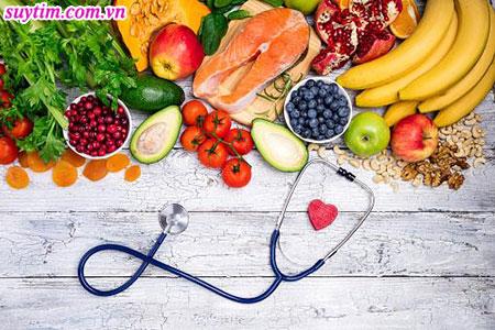Một chế độ ăn uống hợp lý sẽ giúp người bệnh suy tim sống lâu hơn