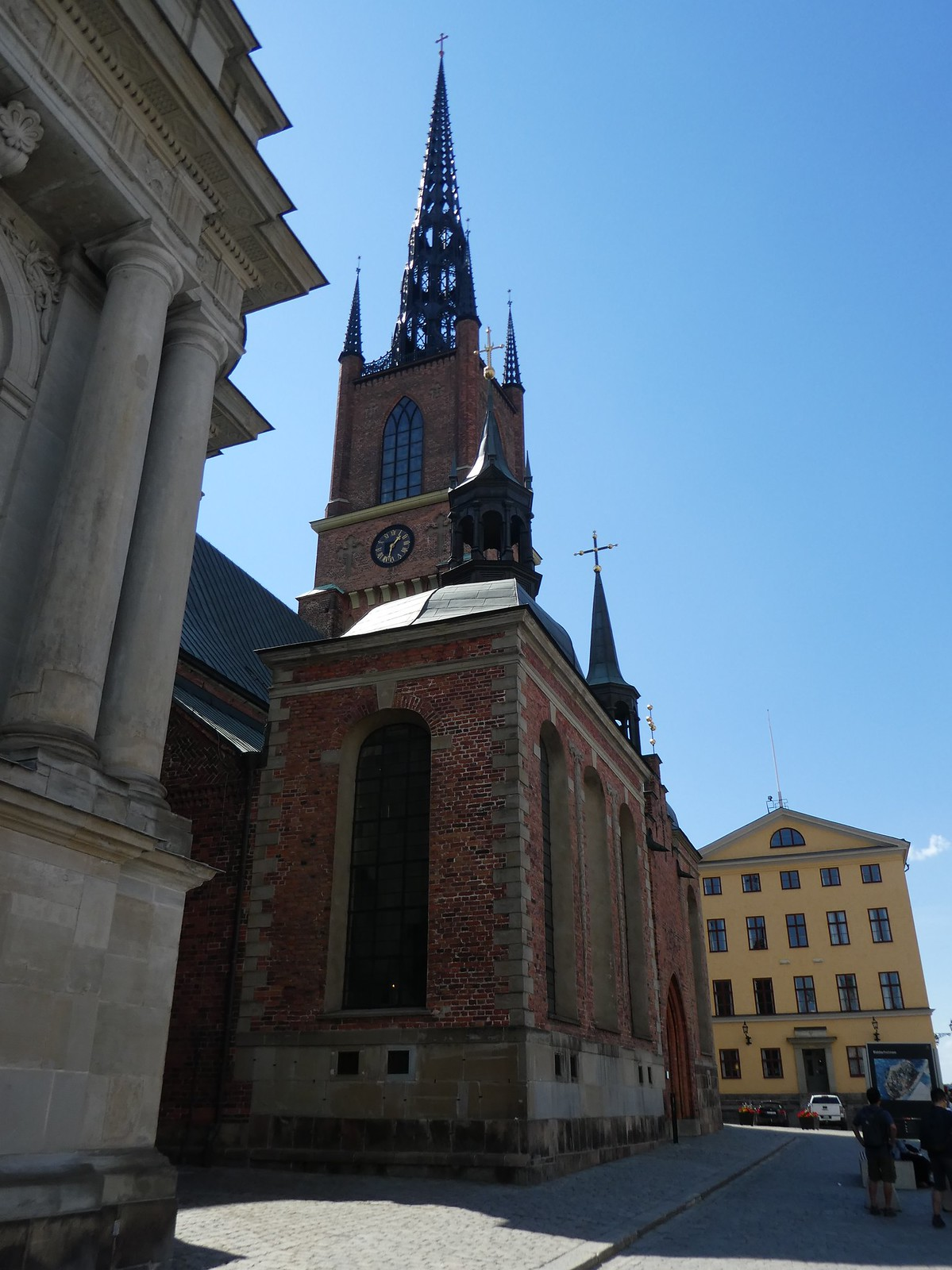 Royal Burial Church of Riddarholmen, Stockholm