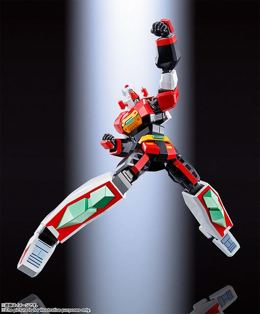 必殺!烈風正拳!超合金魂 GX-83 《鬥將戴摩斯》F.A.版本 !闘将ダイモス F.A.