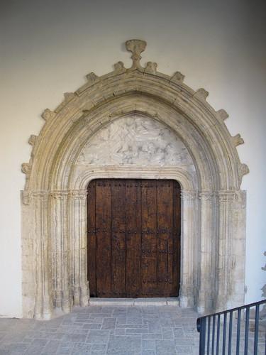 Iglesia de San Miguel - Portada