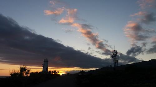 Farol da Ponta de Sao Mateus, Pico, Azores