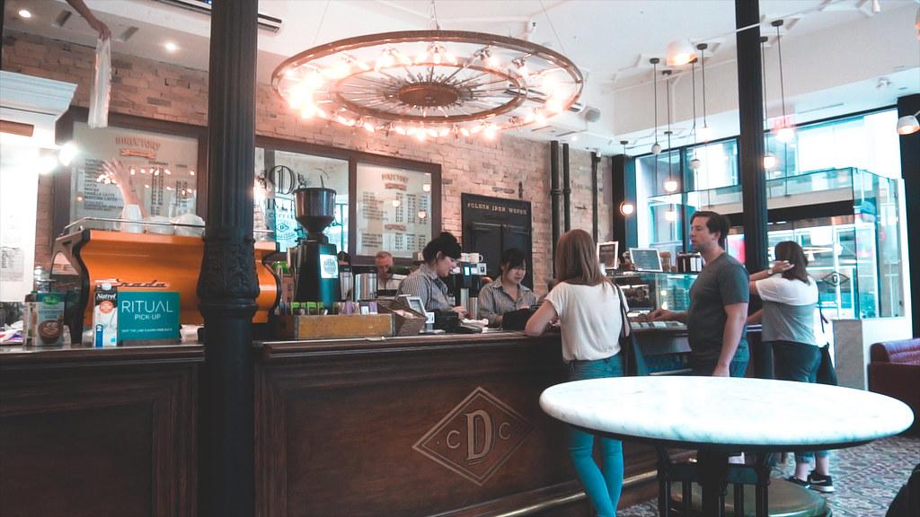DINEEN COFFEE CO. TORONTO