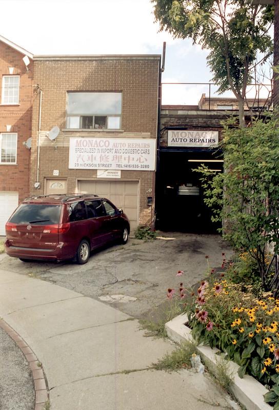 Neighbourhood Garage
