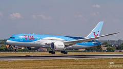 OO-LOE TUI Airlines Belgium Boeing 787-8 Dreamliner
