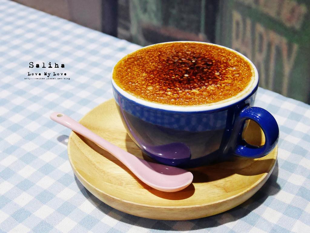 台北捷運公館台電大樓站附近中央公園咖啡館下午茶 (1)