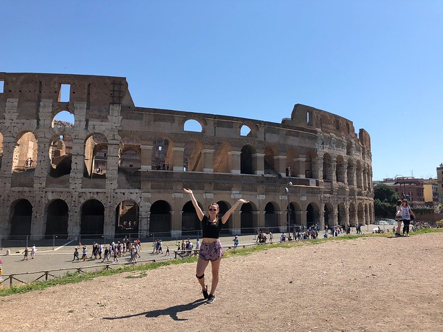 Studying Abroad in Italy | Summer 2018