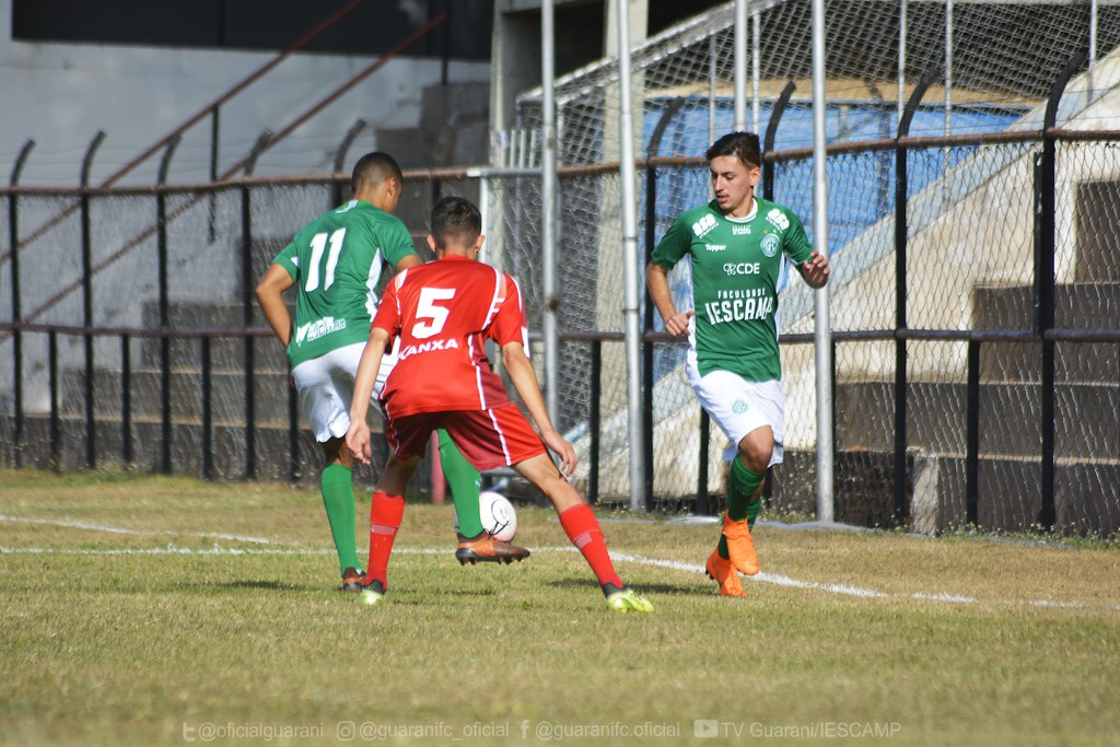 Guarani 0 x 0 Ituano - SUB-20