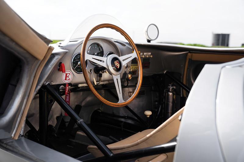 1956 PORSCHE 550A
