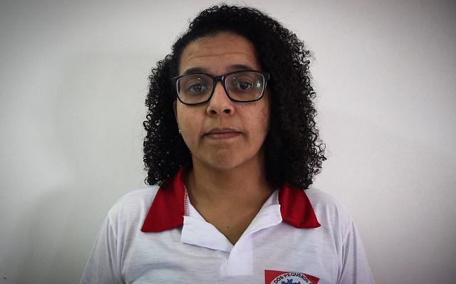 Rafaela Alves: greve de fome em defesa do futuro da juventude