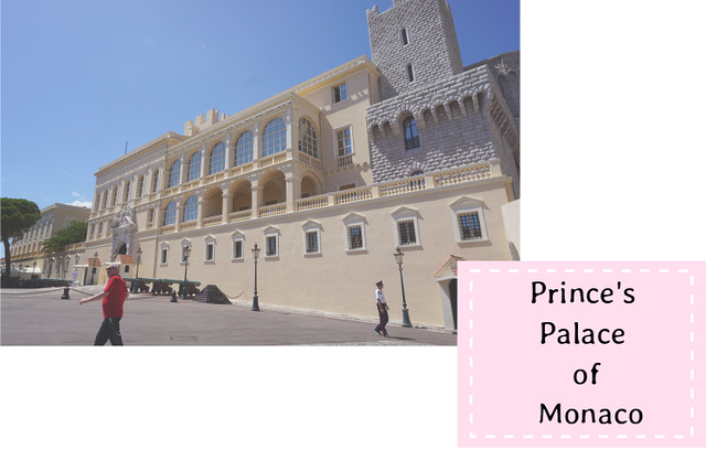 義法13日(Princes Palace of Monaco)