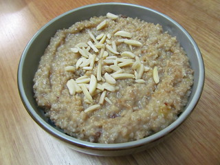 Kheer (Indian Pudding) Oatmeal