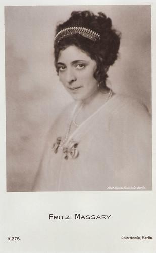 Fritzi Massary