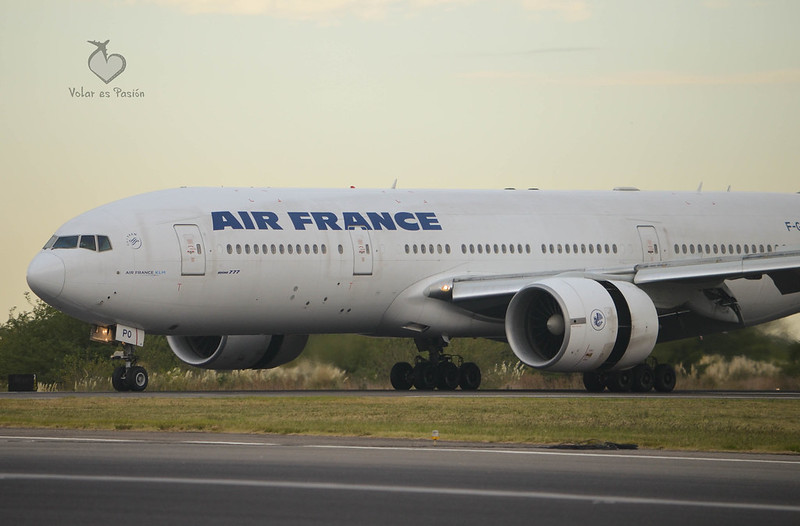 Air France / Boeing 777-200ERAir France / Boeing 777-200ER