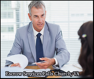 escrow falls church va