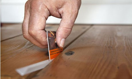 Hidden Expansion Gaps for Wood Flooring