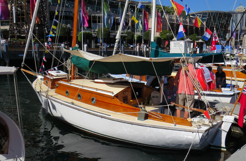Img5159 Sydney Classic And Wooden Boat Festival 2018 Flickr