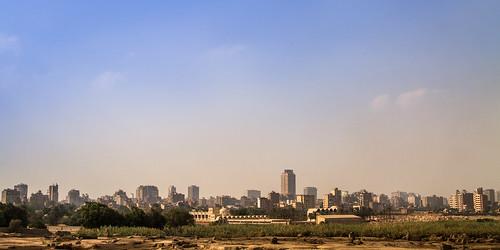 city skyline ville cityscape landscape paysage capital capitale cairo lecaire egypt égypte afrique africa world travel voyage sky ciel blue bleu canon 7d canon7d canoneos7d eos7d