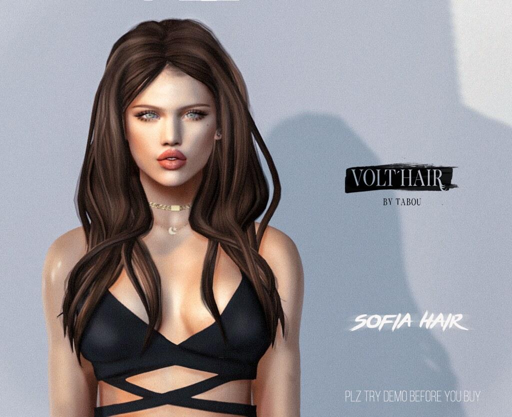 Sofia Hair @ Kinky event