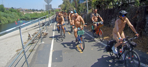 L.A. World Naked Bike Ride 2018 (144745)