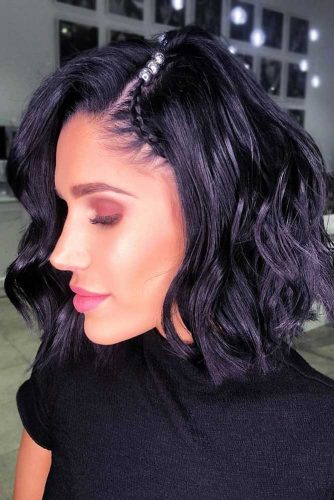 Most Stunning Braided Short Hair Styles To Top Level Of Beauty 13
