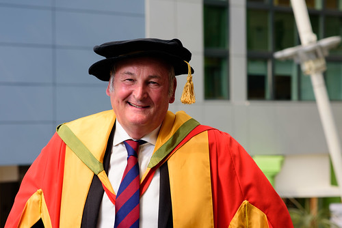 Honorary Graduate Summer 2018 - Richard Noble