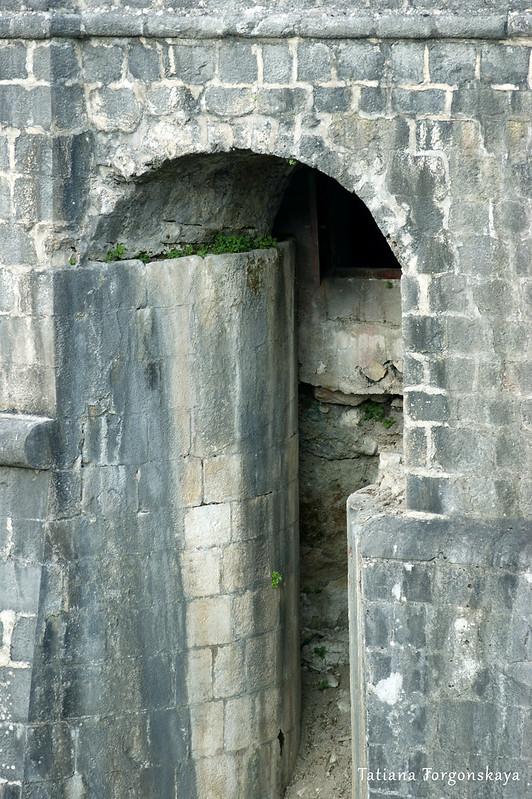 Фрагмент бастиона Бембо