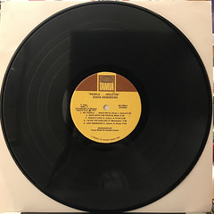 EDDIE KENDRICKS:PEOPLE...HOLD ON(RECORD SIDE-B)