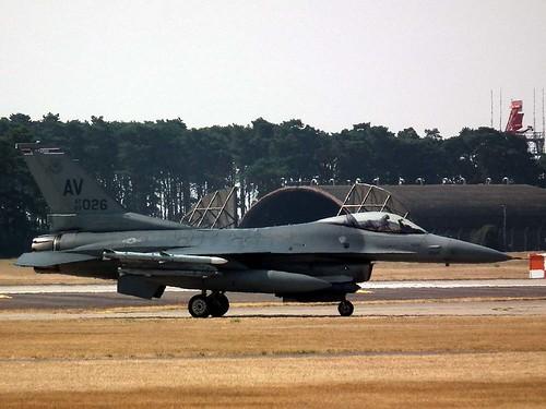 89-2026 AV F-16CG Lakenheath 27-7-18