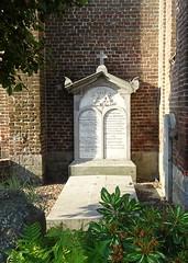Hornaing tombeau du Baron Bouteville