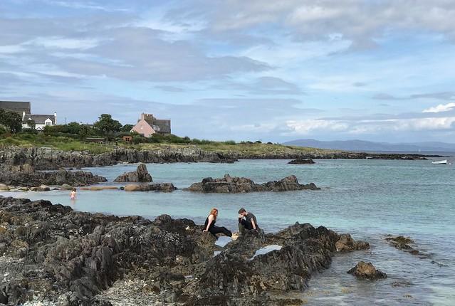 Seaside of Iona