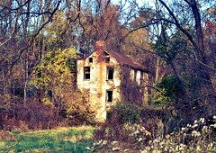 Abandoned Farmhouse, Myersville, Maryland, November 2016
