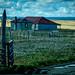 Patagonian prairie ranch