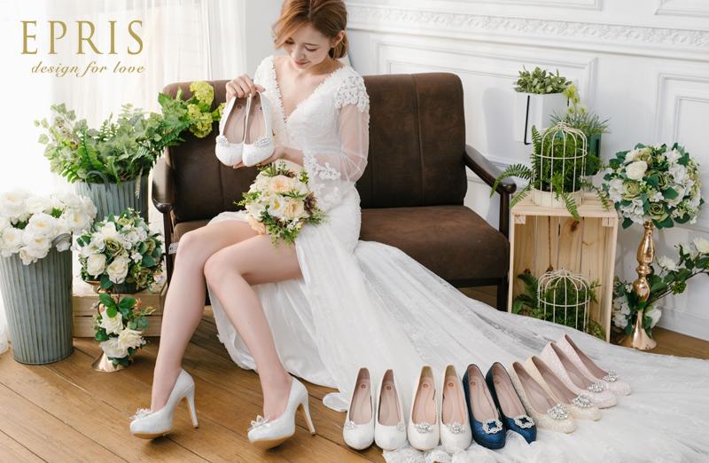 挑選好穿婚鞋推薦