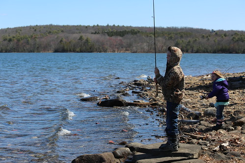 2018 Family Fishing Day at Ashokan Reservoir