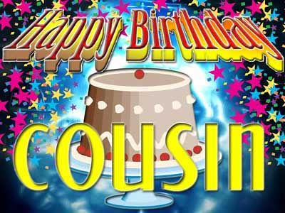 Quotes About Birthday Happy Cousin