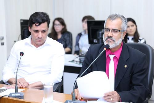 1ª Reunião- Comissão Parlamentar de Inquérito- Mineração na Serra do Curral
