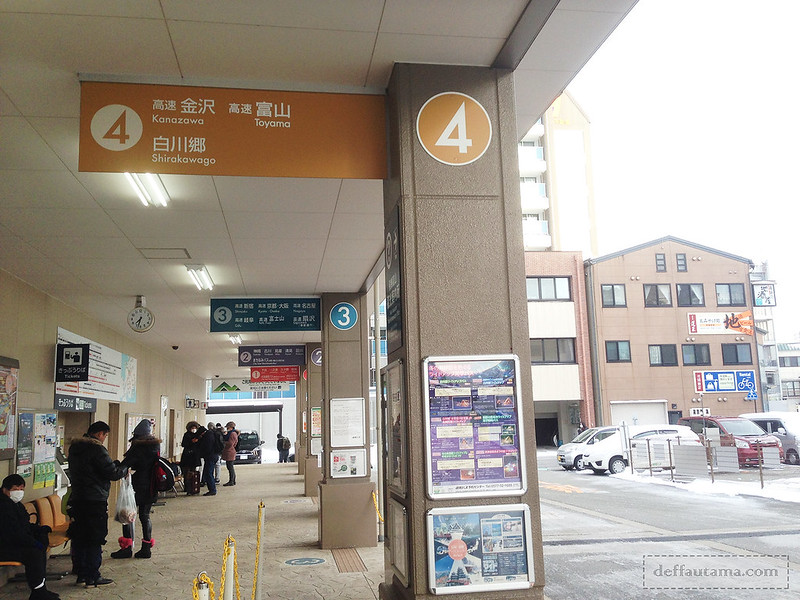 Babymoon ke Jepang - Platform 4
