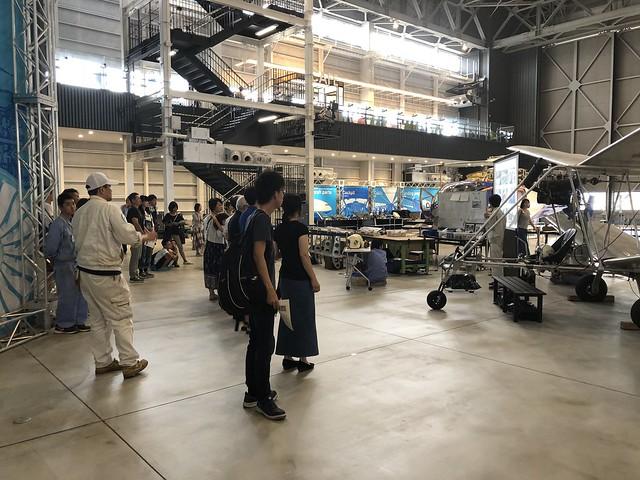 あいち航空ミュージアム 八〇式名市工フライヤー解説イベント 350EE1F1-BCCC-442F-89E1-2DCC14101BDD