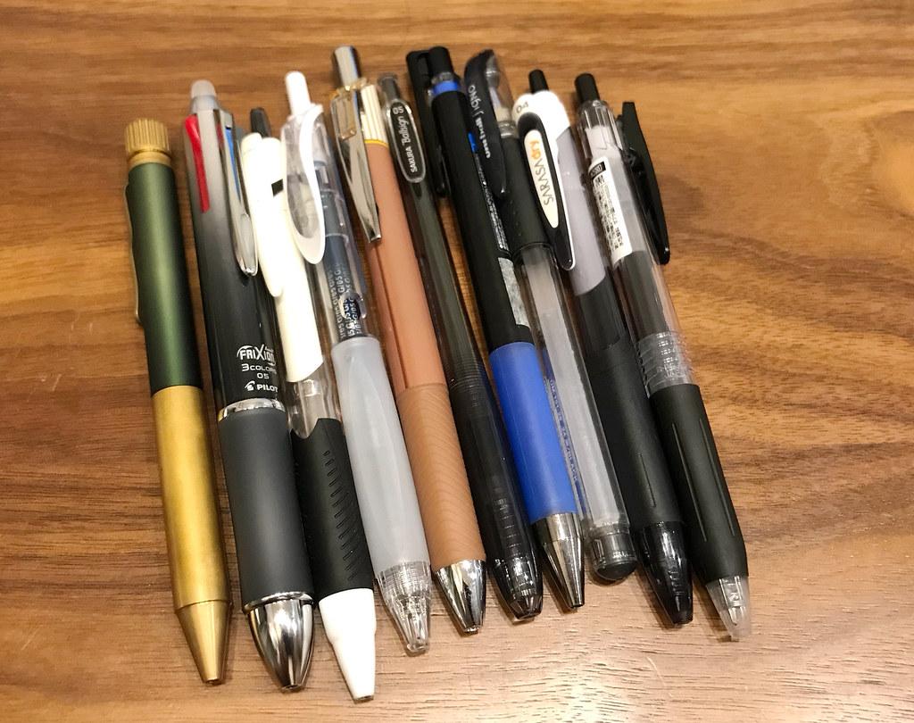 ボールペン10本