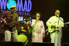 Amadou and Mariam #womad18