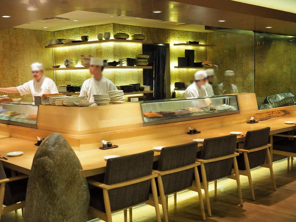 Chef at Rakuzen Japanese Restaurant at 3 Damansara, Petaling Jaya