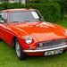 1975 MGB GT: JFL872N